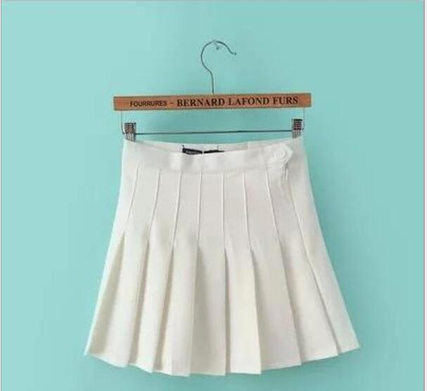 Pleated Skirt by WPEGNC