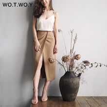 Load image into Gallery viewer, Formal High-Waist Women Skirt by WPEGNC