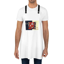 Load image into Gallery viewer, 'The Aroma Room' Apron - When PE got no chill