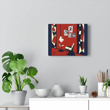 이미지를 갤러리 뷰어에 로드 , 'The Aroma Room' Canvas Print - When PE got no chill