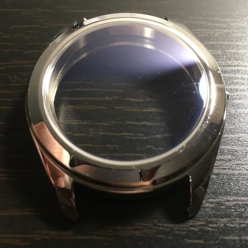 Doubled Domed Sapphire Crystal - 30mm diameter / 2.2mm Height
