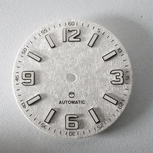 "Load image into Gallery viewer, LDXWS1 - White ""Snowflake"" Textured Dial BGW9"