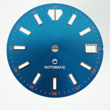 Load image into Gallery viewer, LDOZB2 - Blue Sunburst Dial 4:00 w/Date
