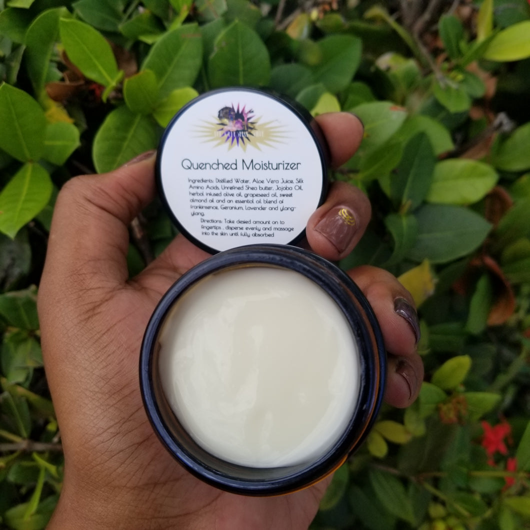Quenched Facial Moisturizer