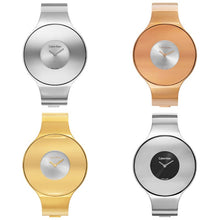 Load image into Gallery viewer, Calvin Klein Women's Seamless Oversized Bezel Quartz Watch