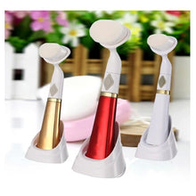 Load image into Gallery viewer, Electric Facial Brush Facial Pore Cleaner Body Cleaning Skin Massager