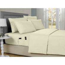 Load image into Gallery viewer, Bamboo 6 Piece Smart Sheet Set with Storage Pocket