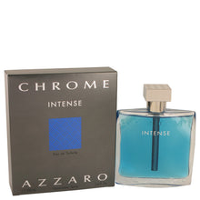 Load image into Gallery viewer, Chrome Intense Eau De Toilette Spray By Azzaro