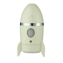 Load image into Gallery viewer, Rocket Lamp Air Humidifier Ultrasonic Timer Water Fogger  Aroma Lamp
