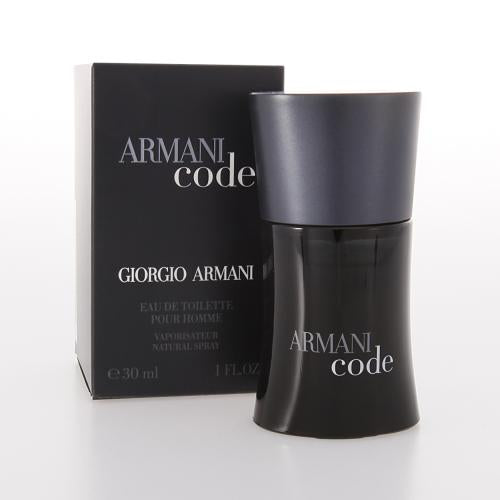ARMANI CODE 1 OZ EDT SP FOR MEN