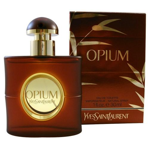YSL OPIUM 1 OZ EDT SP FOR WOMEN
