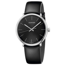 Load image into Gallery viewer, Calvin Klein Men's High Noon 40mm Leather Watch
