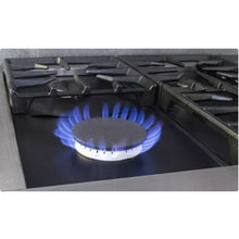 Load image into Gallery viewer, Reusable Nonstick Gas Range Stovetop Burner Liners - 4 Pack