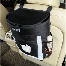 Load image into Gallery viewer, 3 in 1 Seat Back Organizer and Litter Bag for Vehicle Interior