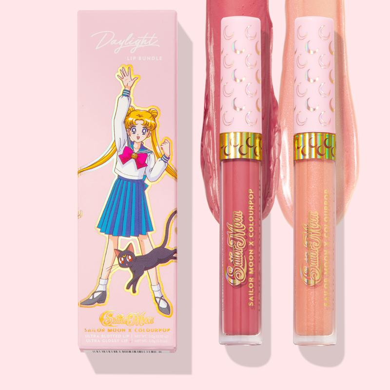 Sailor Moon x Colourpop Daylight