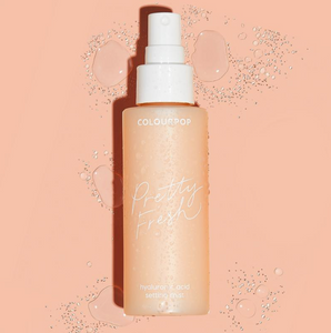 (PRE-ORDER) Pretty Fresh HA Setting Mist