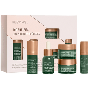 Top Shelfies Skin Essential Set