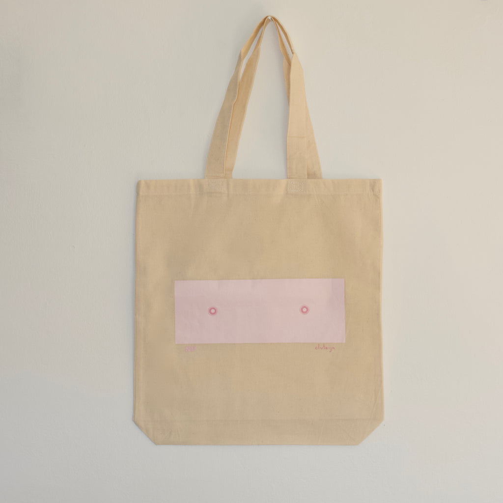 Study of form 1 tote bag cassidy luteijn