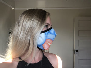 faces i know II Reusable Face Mask