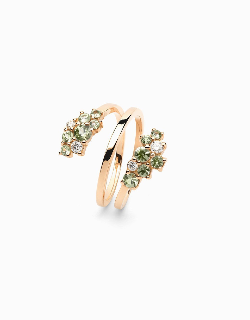 Trebble Bunch Ring · Nature