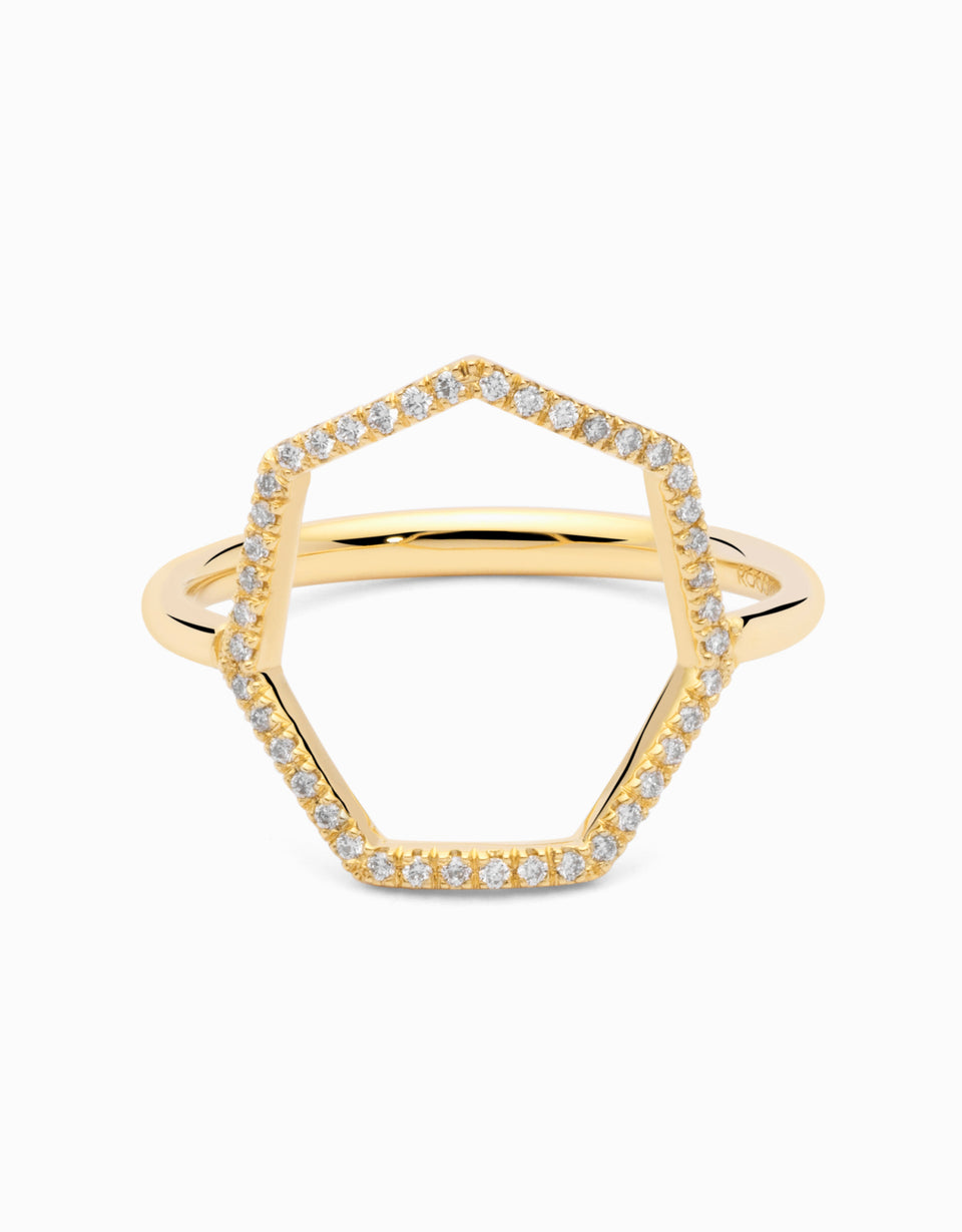 Biggie Ring · Diamond