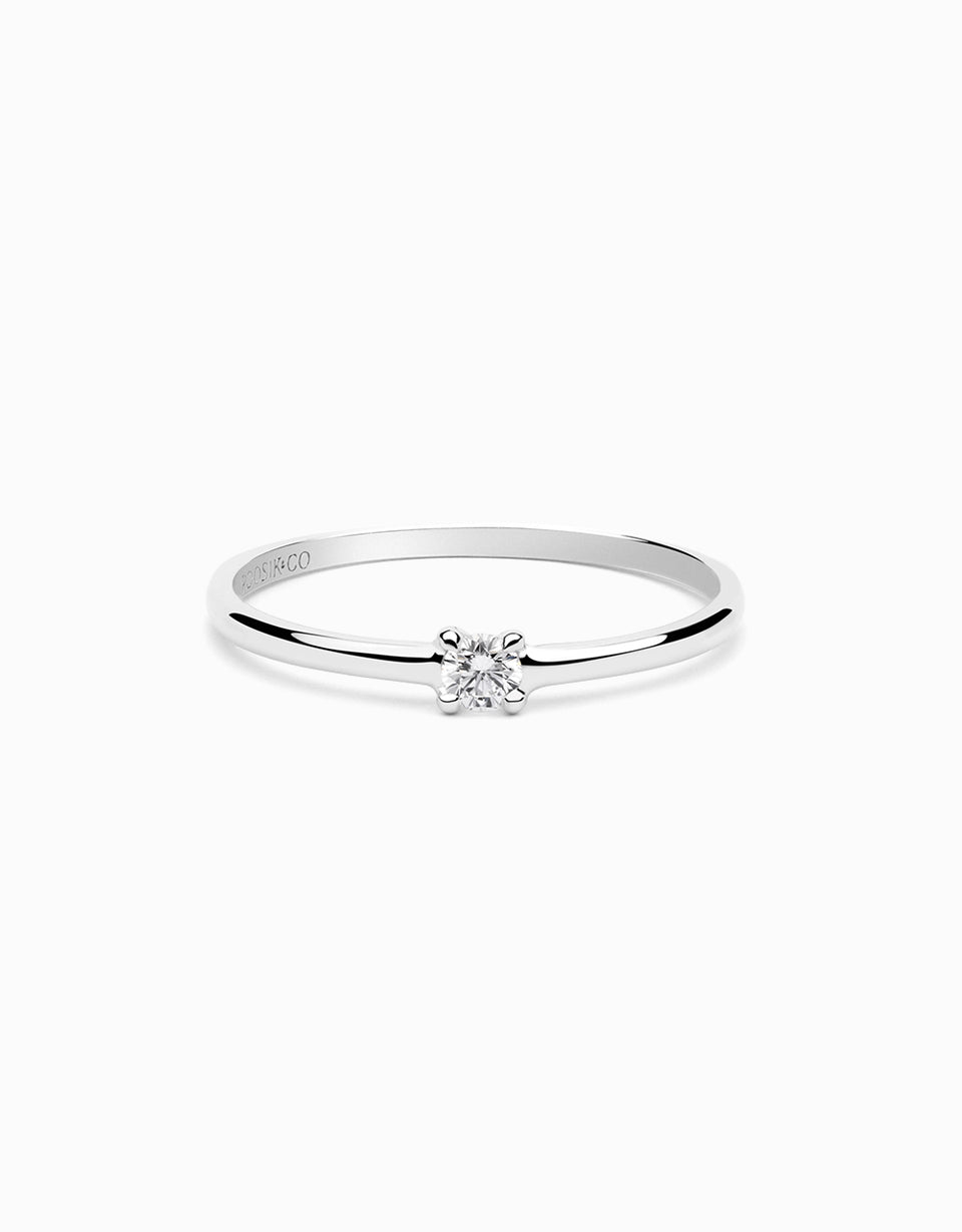 Anell Essence Diamond · 0,08ct