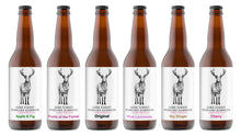 Load image into Gallery viewer, Kombucha Variety Pack - 6 x 330ml bottles