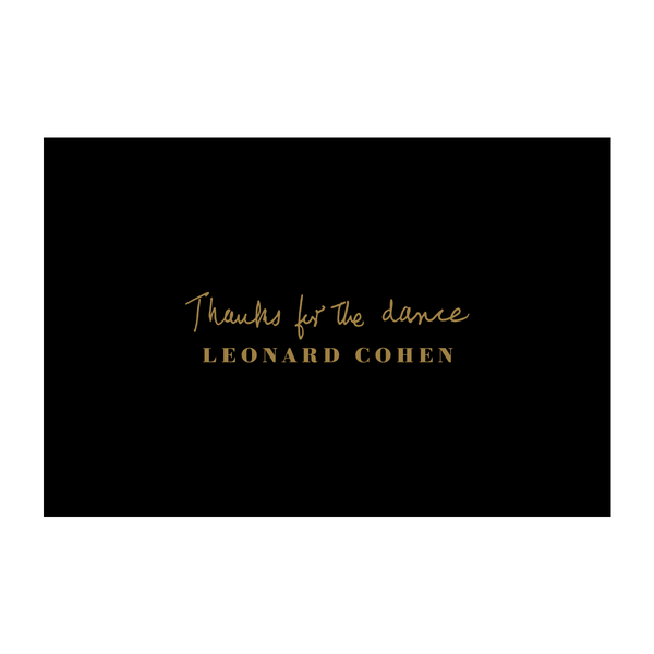 Thanks For The Dance Postcard Bundle - Digital Download