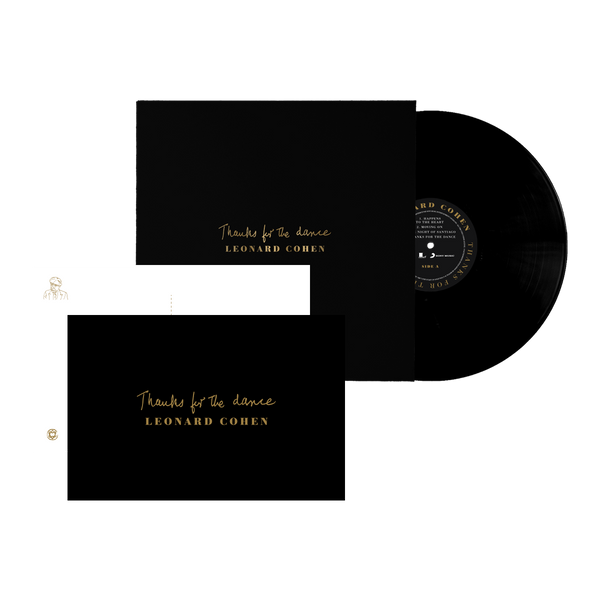 Thanks For The Dance Postcard Bundle - Vinyl