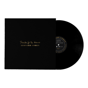 Thanks For The Dance Vinyl