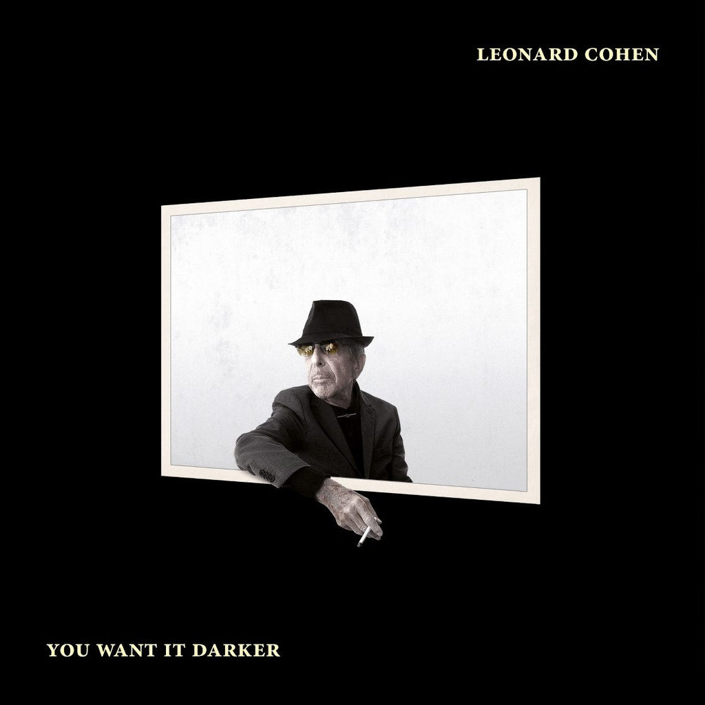 You Want It Darker CD