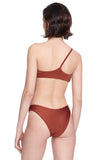 """Catalina"" Sienna Bikini Top Swimsuit With Espanola Bottom Back View"