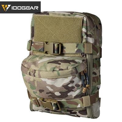 Mini Hydration bag Camo Backpack Assault Molle Pouch Tactical Military - Stitch & Simon