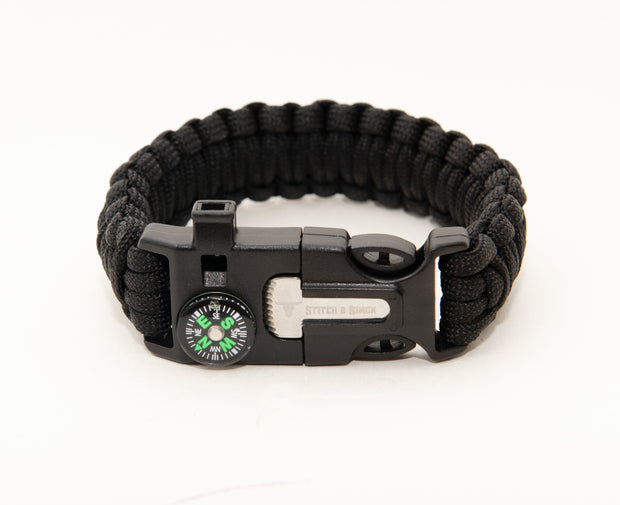 Emergency Paracord Bracelets - The Ultimate Tactical Survival Gear - Stitch & Simon