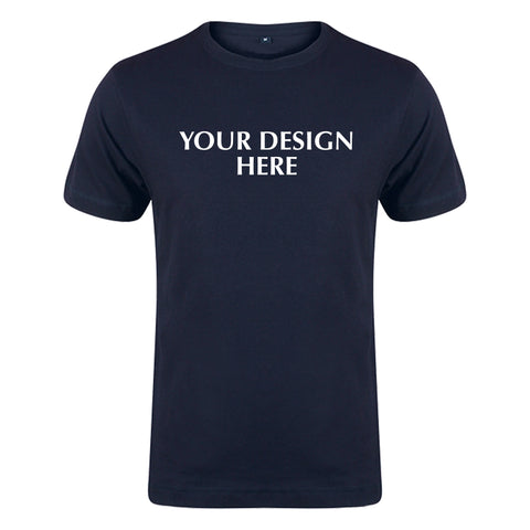 Personalised Navy T-Shirt