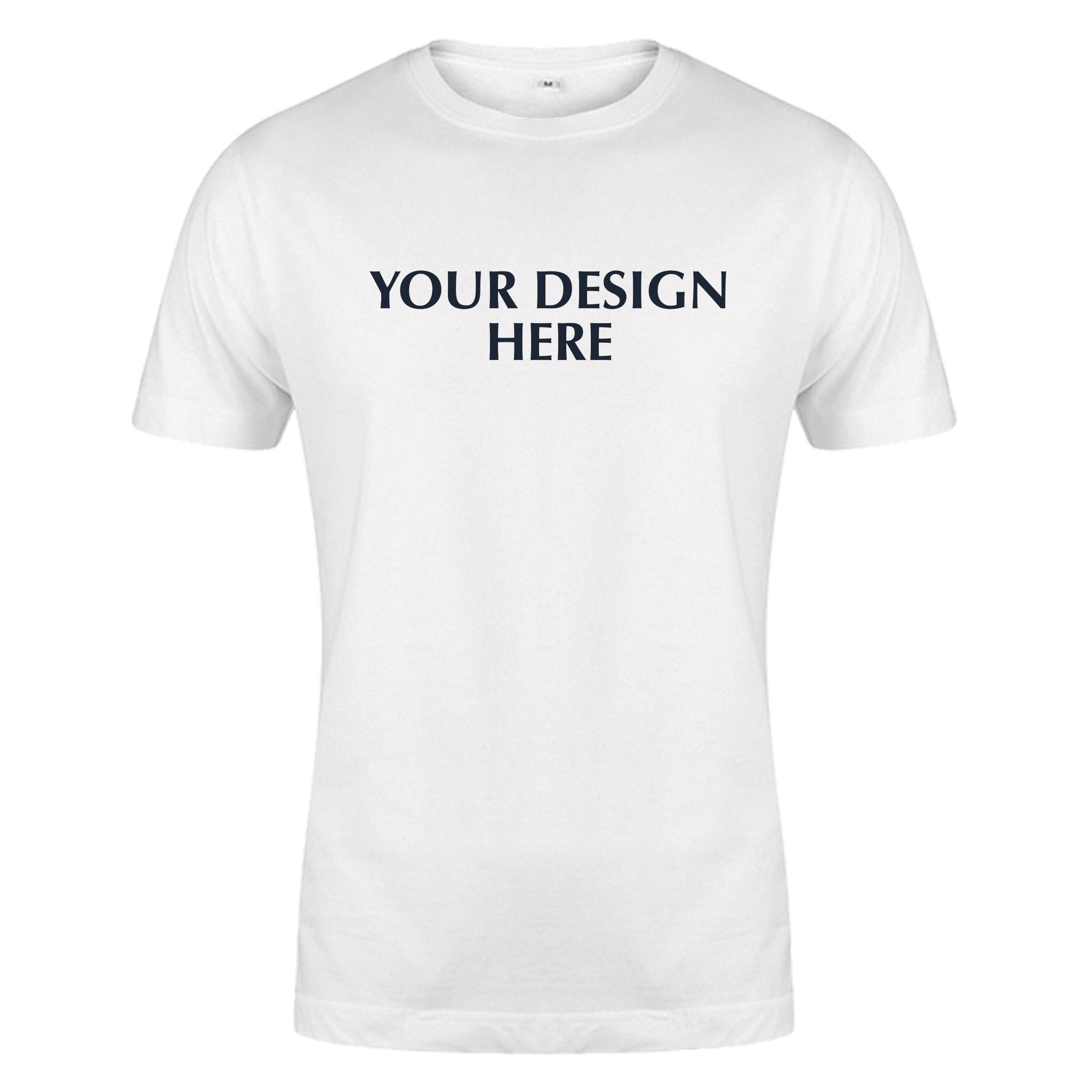 Personalised White T-Shirt