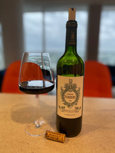 Chateau Ferriere 2008 Tasting Notes