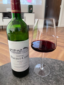 Chateau Pontet-Canet 1996 Tasting Notes