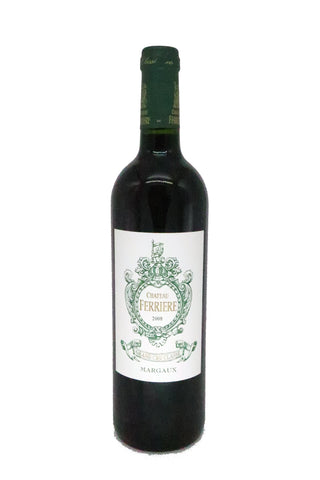 2008 Chateau Ferriere (90 Pts)