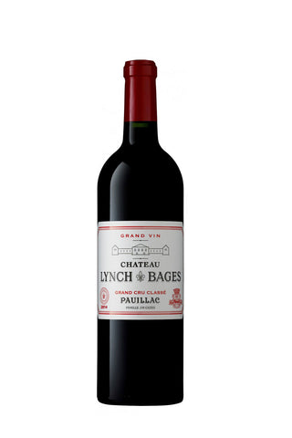 2014 Chateau Lynch-Bages (96 Pts)