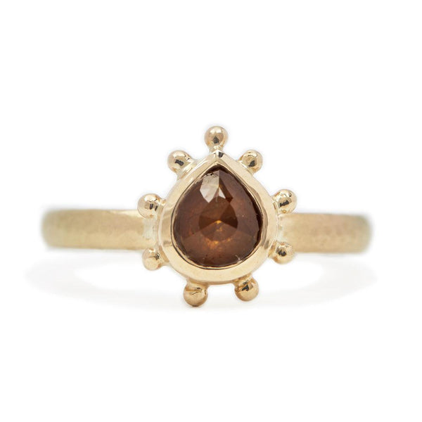 Greta Ring - 18ct Gold