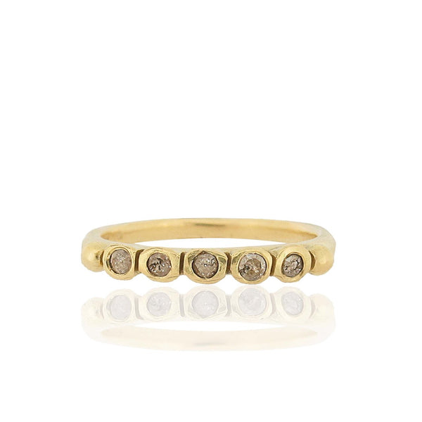 Anela Ring - 18ct & Diamonds