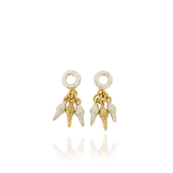 Zera Eternal Drop Earrings
