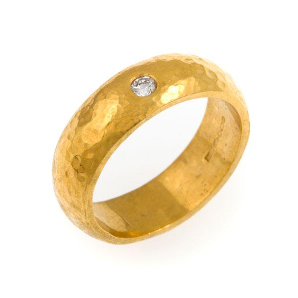 Dionne Diamond Ring - 18ct Gold
