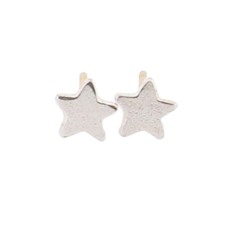 Kozma Stud Earrings - Silver