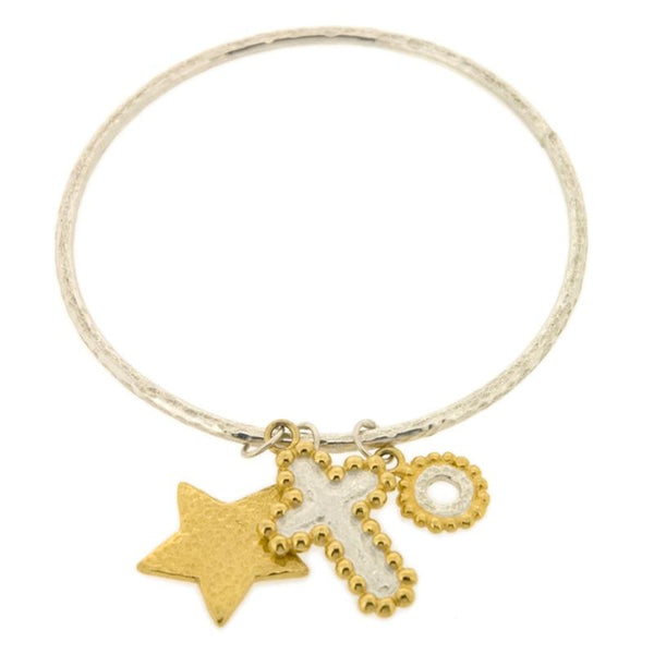 Astra, Dasha & Dianthe Bangle