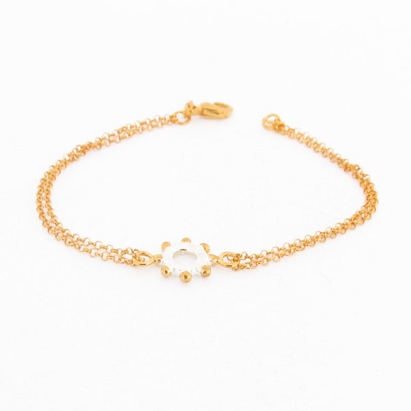 Casia Bracelet - Gold