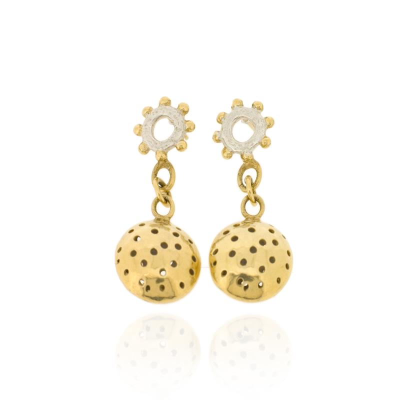 Queen Selene  Drop Earrings