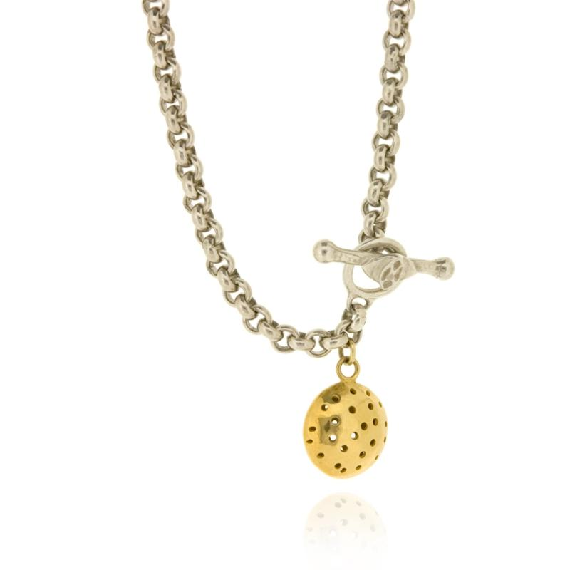 Selene Charm Necklace