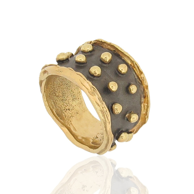 Zarek Ring - 18ct Gold